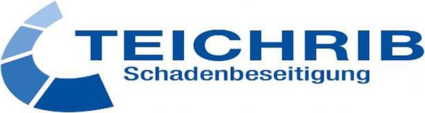 Logo Teichrib Schadenbeseitigung